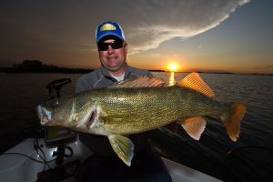 Sunset Walleye