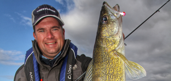 Fall Funnel Walleye