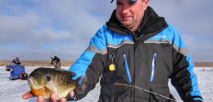 Upsize Panfish this Winter