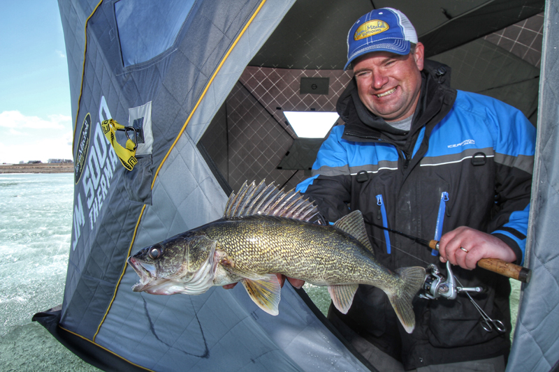 Catch More Walleye With a Dead Stick