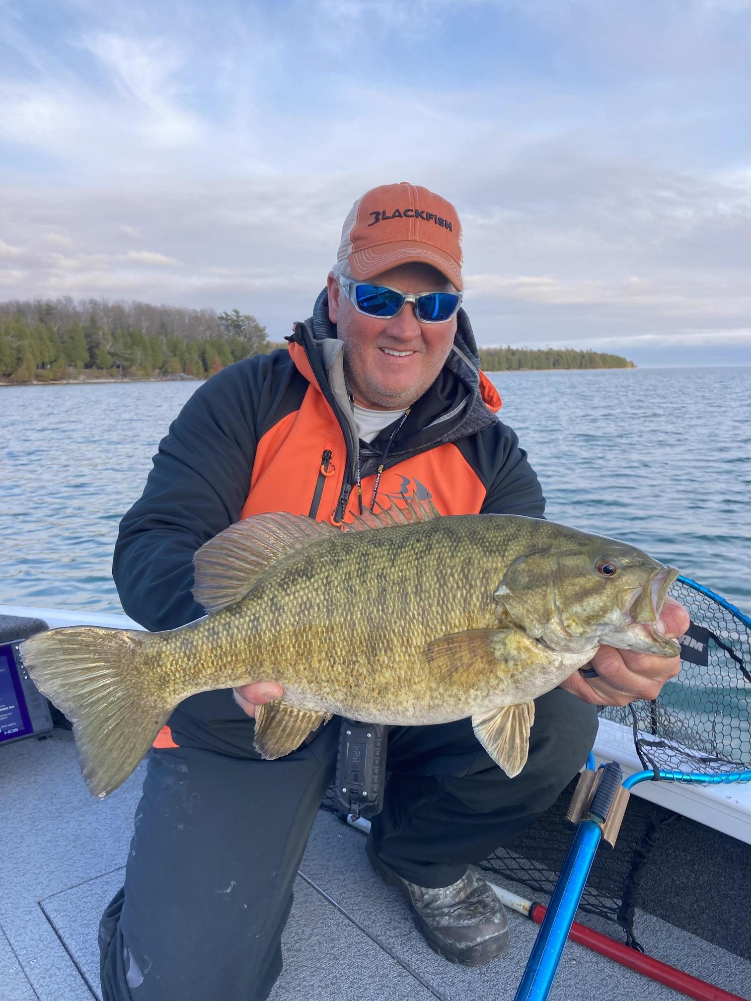 Brett Alexander Smallmouth Bass