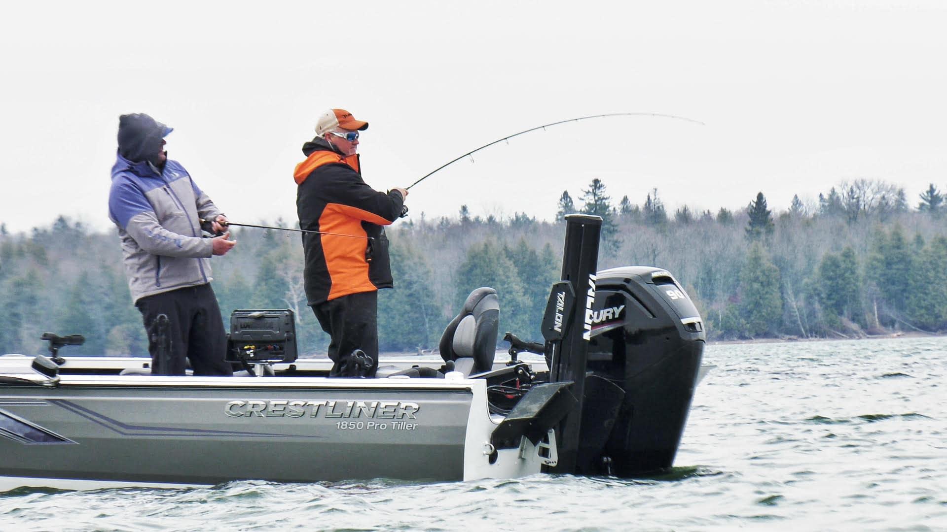Bass Fishing JMO Brett Alexande4r